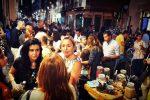 """L'arancina si """"manifesta"""", si celebra Palermo capitale della cultura: le foto dell'evento"""