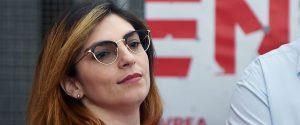 Il viceministro dell'Economia, Laura Castelli