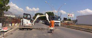"""Traffico in tilt a Palermo per i lavori al Ponte Corleone, gli automobilisti in coda: """"Un inferno"""""""