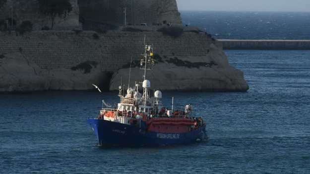 migranti, nave lifeline, ong lifeline, Salvini migranti, Sicilia, Mondo