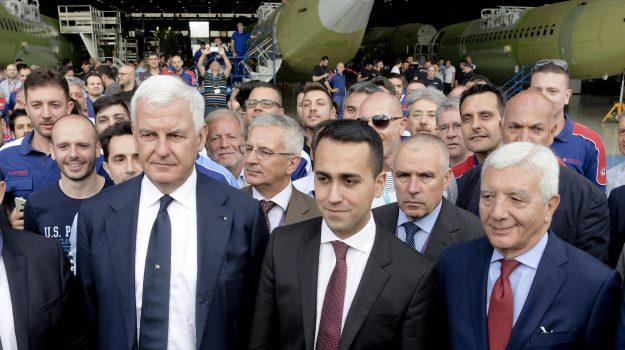Governo M5s Lega, Italia Russia, nato, nuovo governo, Luigi Di Maio, Sicilia, Politica