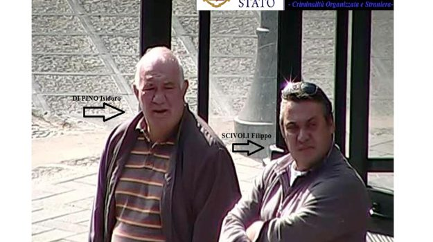 Mafia e tentata estorsione ad Aidone, nomi e foto dei tre arrestati