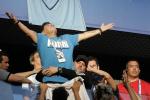Mondiali, Maradona show in tribuna tra malori ed esultanze sfrenate