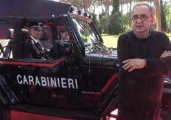 Il 26 giugno a Roma per la consegna della Jeep Wrangler ai Carabinieri