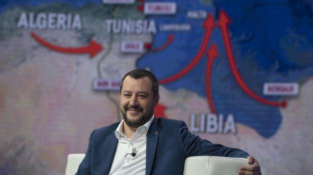 migranti, ong lifeline, Matteo Salvini, Sicilia, Politica