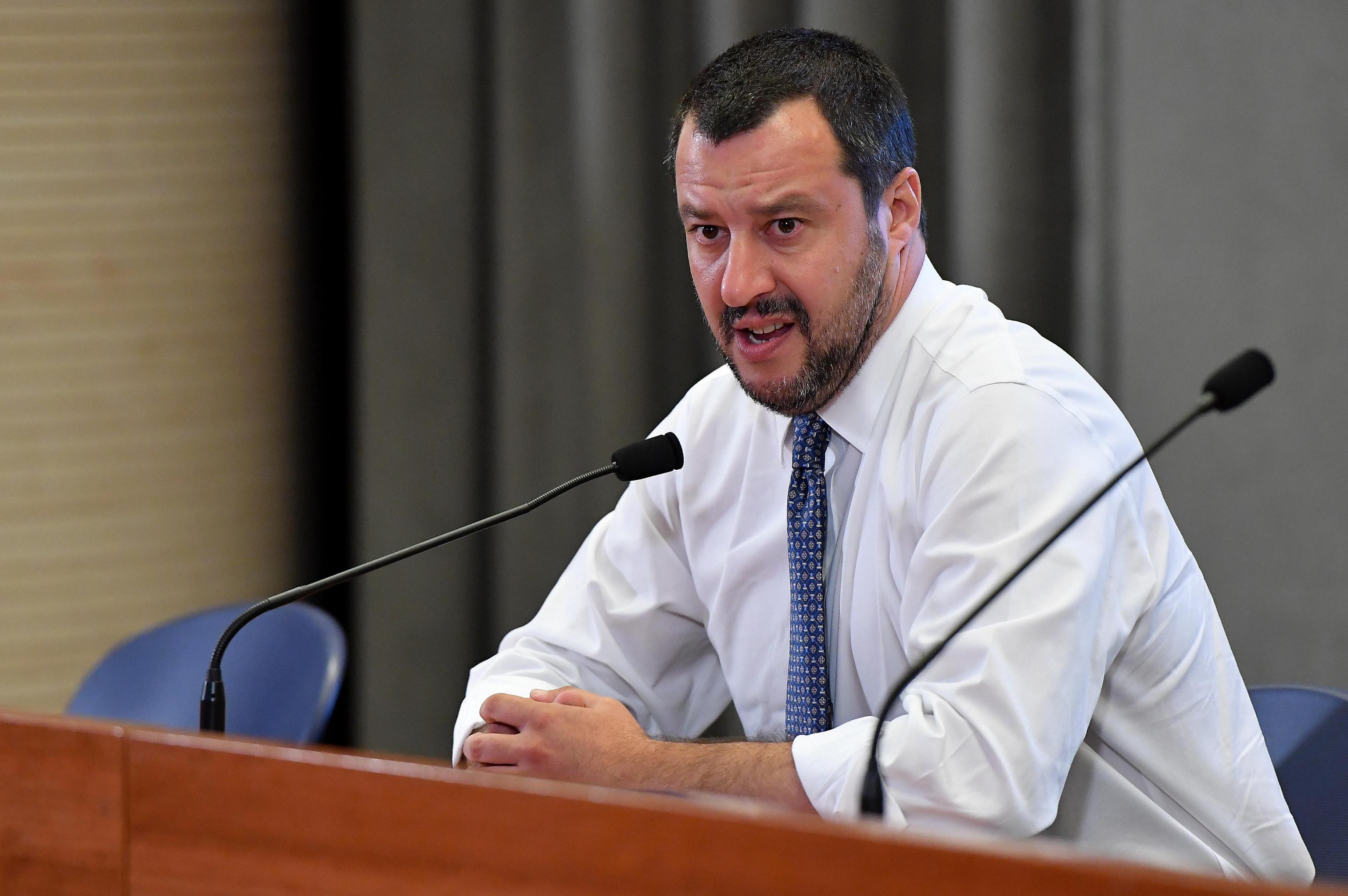 Salvini | salvati da Libia 820 migranti