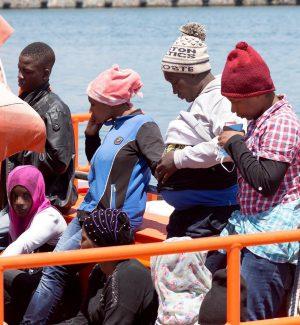 A Lampedusa la giornata mondiale del rifugiato