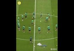 L'Australia si gioca il tutto per tutto nell'ultima partita del girone, e mostra di essere in forma