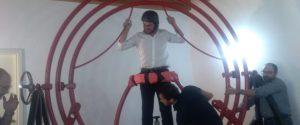Giroscopi e dispositivi touch: nuove attività al Museo della scienza di Bagheria