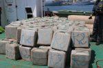 Partita dal Marocco la nave fermata nel Canale di Sicilia con un carico da 30 milioni di droga