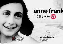 Il tour immersivo, di 25 minuti, disponibile sullo Store per festeggiare l'89esimo compleanno della ragazzina deportata durante la Seconda Guerra Mondiale