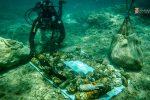 Cassibile, ritrovati e distrutti 313 ordigni bellici in mare