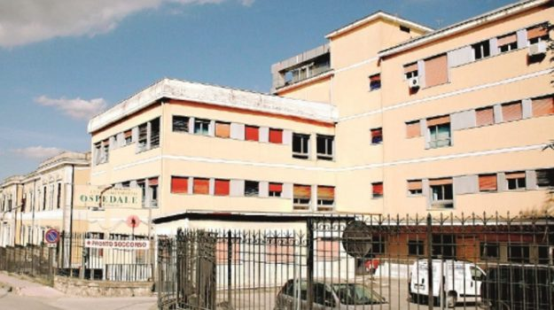 ospedale san cataldo, Caltanissetta, Cronaca