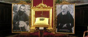 Una mostra dedicata a Padre Pio