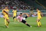 La Gumina show, le immagini più belle di Palermo-Frosinone: rivedi la partita