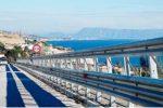 """Messina, interventi e chiusure temporanee nella """"Panoramica dello Stretto"""""""