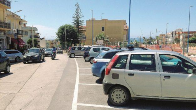 parcheggio sciacca, Agrigento, Economia