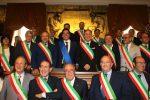 Catania, si è insediato il neo sindaco Salvo Pogliese