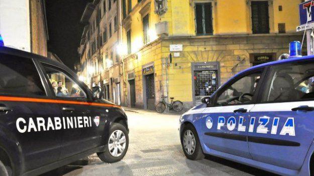 ragusa arresti resistenza pubblico ufficiale, Ragusa, Cronaca
