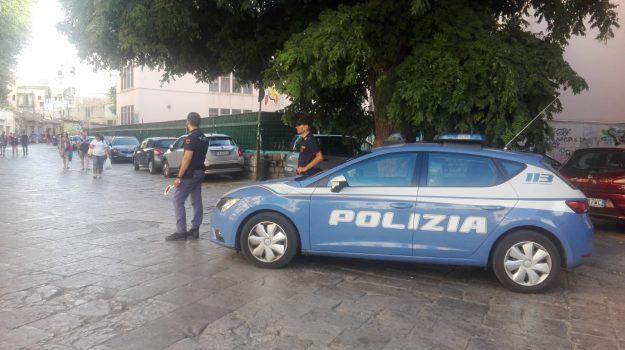 furto buger king palermo, Palermo, Cronaca