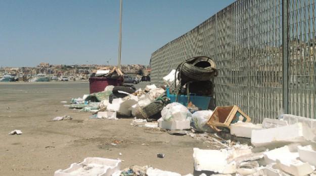 Porto rifiuti Sciacca, Agrigento, Cronaca