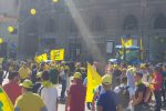 """Coldiretti, il video della manifestazione a Palermo: """"In 10mila in piazza"""""""