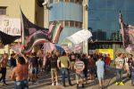 Frosinone-Palermo, ricorso respinto: la protesta dei tifosi al Barbera