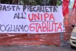 """Palermo, sit-in dei precari dell'università: """"Vogliamo la stabilizzazione"""