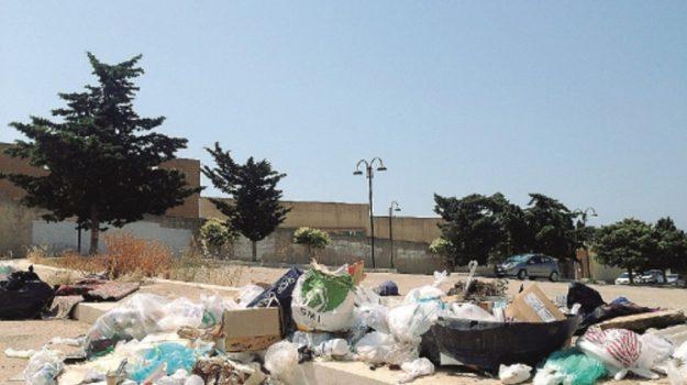 rifiuti sciacca, Agrigento, Cronaca