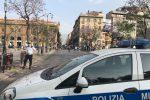 Palermo set del film di Luchetti, secondo giorno di strade chiuse in centro: le immagini