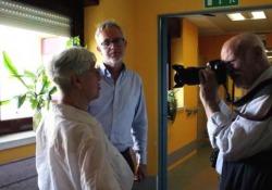 L'incontro di Ferdinando Scianna con Mariuccia, Armando e Gianna