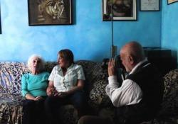 L'incontro di Ferdinando Scianna con Simona e Maria