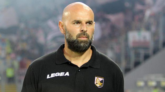 esonero Stellone, palermo calcio, serie b, Delio Rossi, Roberto Stellone, Palermo, Calcio