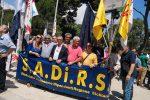 Sit-in dei regionali per il rinnovo del contratto, oltre 1.500 in piazza tra Palermo e Catania