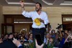 """Migranti, Salvini prepara la battaglia con l'Ue: """"Basta con la Sicilia campo profughi"""""""