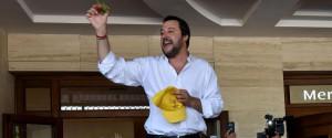 Matteo Salvini ministro degli Interni