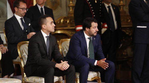 Siri indagato, Armando Siri, Luigi Di Maio, Matteo Salvini, Sicilia, Politica