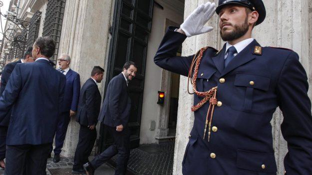 commissioni parlamentari, governo conte, sottosegretari, Matteo Salvini, Sicilia, Politica