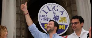 Matteo Salvini a Vicenza