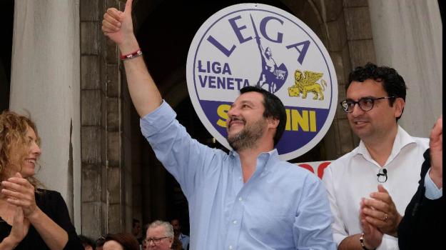Governo M5s Lega, Lega, Luigi Di Maio, Matteo Salvini, Sicilia, Politica