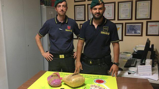 arresto droga caltanissetta, Caltanissetta, Cronaca
