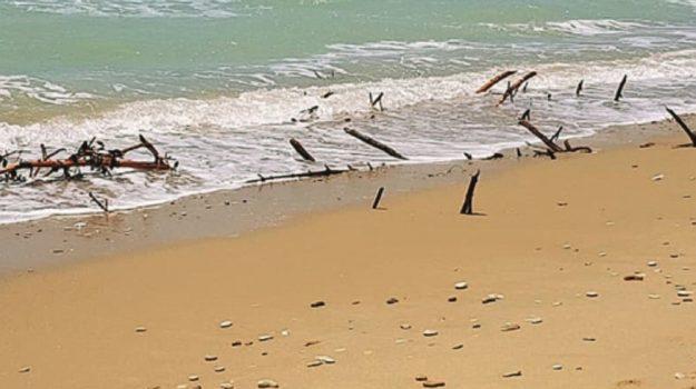 Spiaggia Eraclea Minoa, Agrigento, Cronaca