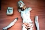Danneggia una statua sacra a Tremestieri Etneo, denunciato un 30enne