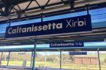 Meteo, maltempo in Sicilia: sospesa la circolazione dei treni ad Enna e Caltanissetta