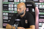 "Palermo-Livorno, forfait di Nestorovski. Stellone: ""Gli inglesi? Penso alla partita"""