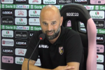 """Playoff di Serie B, Stellone: """"Palermo pronto, col Frosinone dobbiamo osare"""""""