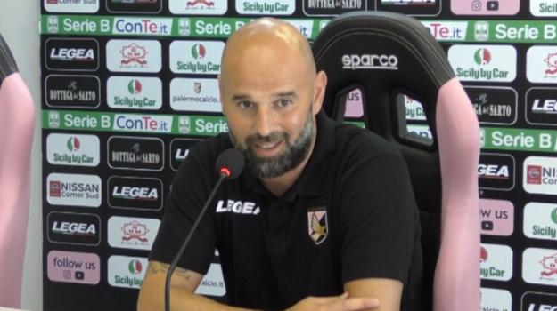 palermo calcio, serie b, Stellone allenatore Palermo, Roberto Stellone, Sicilia, Palermo, Calcio
