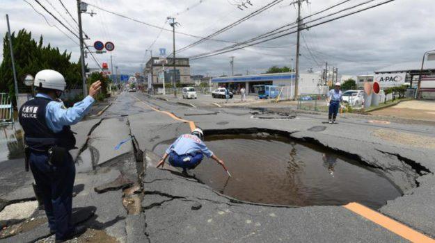 terremoto giappone, Sicilia, Mondo