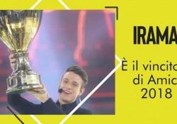 di Raffaella CagnazzoIl 22enne cantante originario di Carrara ha trionfato al talent condotto da Maria De Filippi