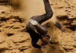 Il video della caduta alla Red Bull Rampage 2015